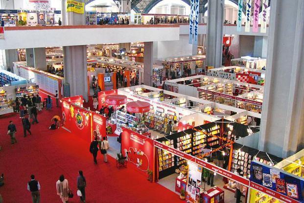 As visitor numbers go, Indian book fairs punch above their weight. Photo: Wikimedia Commons