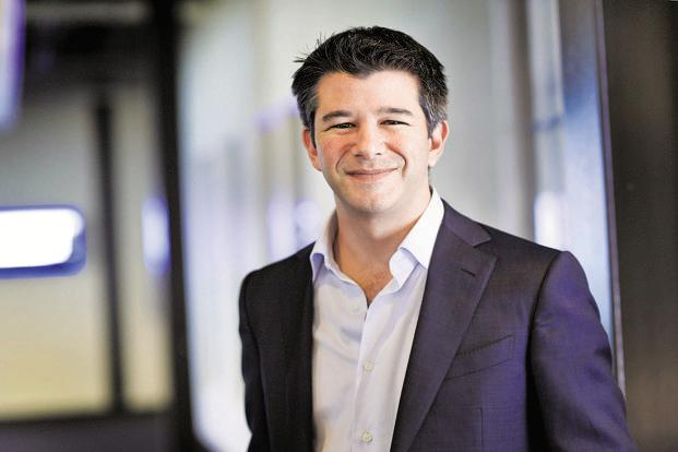Travis Kalanick was pressured to resign last year after Uber became mired in legal woes and a raft of government investigations into how it does business. Photo: Bloomberg