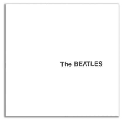 The 'White Album'.