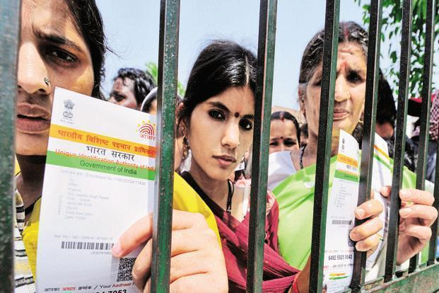The UIDAI has filed an FIR against 'The Tribune' and its journalist who reported the Aadhaar data breach story. Photo: Priyanka Parashar/Mint
