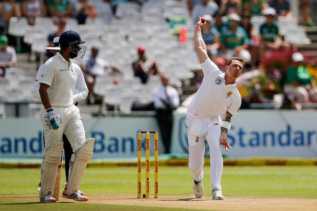 SA beat India by 72 runs, take 1-0 lead