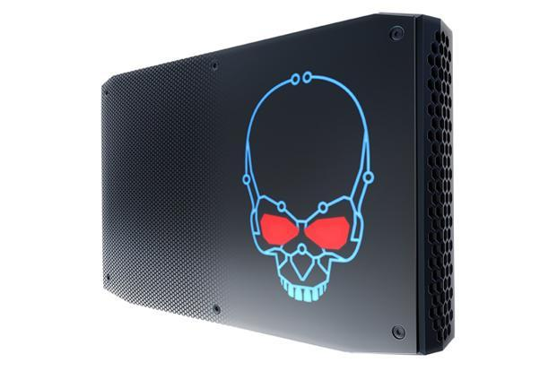 Intel's Next Unit of Computing (NUC).