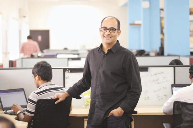 PhonePe co-founder and CEO Sameer Nigam. Photo: Hemant Mishra/Mint