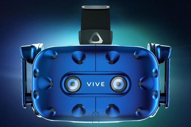 . For starters, the Vive Pro's dual OLED screens now have a combined resolution of 2,880x1,600 pixels, which is 78% more than the predecessor.