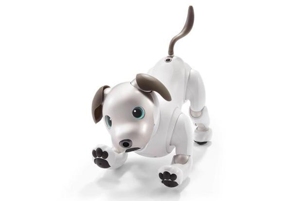 Sony gave Aibo its moment in the spotlight at CES 2018.