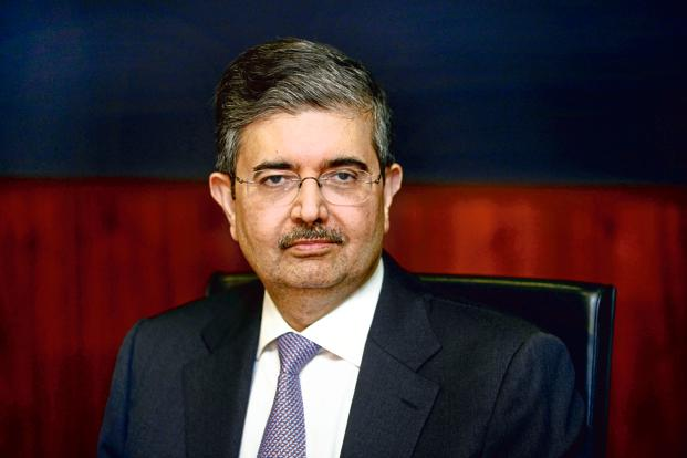 Uday Kotak, whose $10.3 bn fortune makes him the eighth-richest person in India and the wealthiest banker in Asia, held about 30% in Kotak Mahindra Bank as of end-September, which is worth $9 billion based on current prices. Photo: Abhijit Bhatlekar/Mint