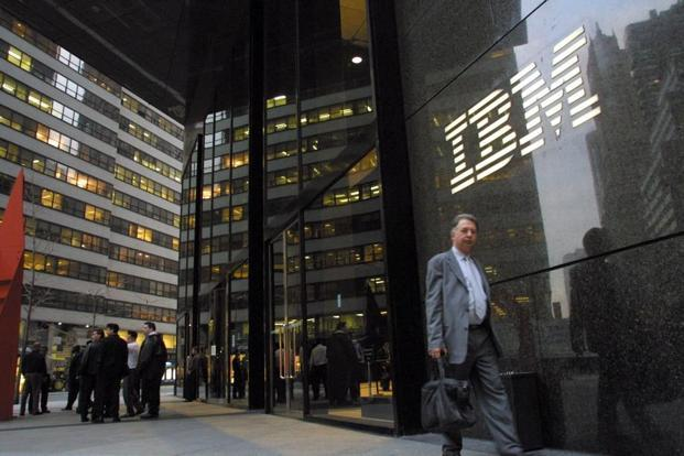 India accounted for over 800 of IBM's patents in 2017