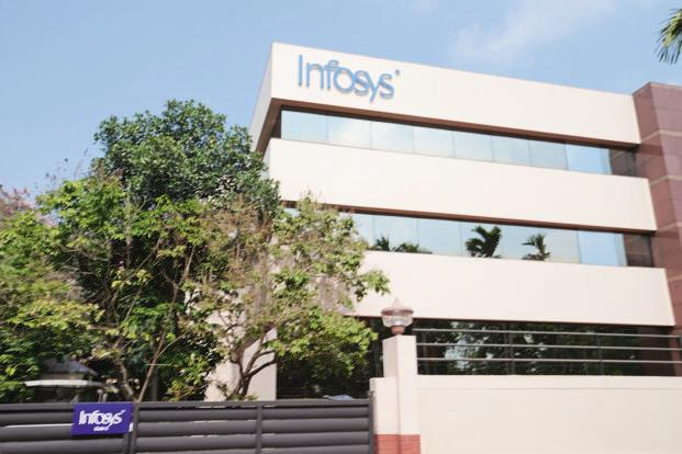 The agreement covers financial years from 2011 to 2021 and the Infosys expects to payout about $233 million over the next few quarters. Photo: Hemant Mishra/Mint