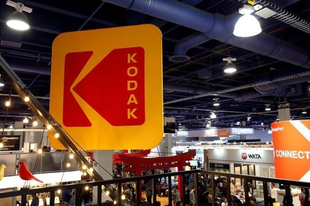 Kodak Joins Cryptocurrency Craze with 'KODAKCoin', Stock Surges
