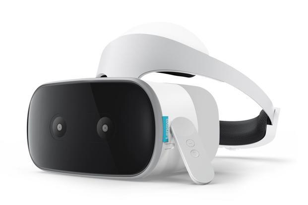Lenovo's Mirage Solo is the world's first Google-powered standalone VR headset