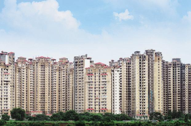 Home launches saw a drastic fall of 78% last year to 103,570 housing units from 480,424 in 2010. Photo: Ramesh Pathania