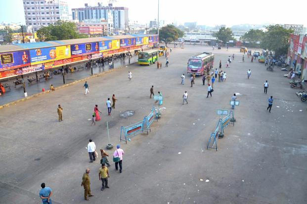 8 day strike by TN transport workers called off 'temporarily'
