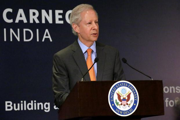 US Ambassador to India Kenneth Juster. Under the India-US nuclear deal, Washington had assured support to India's NSG membership. India entered the Missile Technology Control Regime (MTCR) and the Wassenaar Agreement in 2016 and 2017 respectively. Photo: PTI