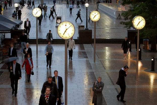 london finance jobs post seismic drop in sign of brexit impact