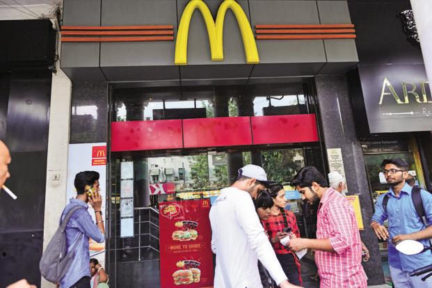 The Delhi high court granted permission to McDonald's India to inspect the packaging in which food is being served by the outlets. Photo: Priyanka Parashar/Mint