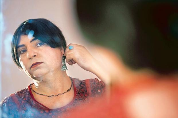 Shabnam Subhan makes a living as a matchmaker and by performing at weddings. Photo: Abid Bhat/Mint