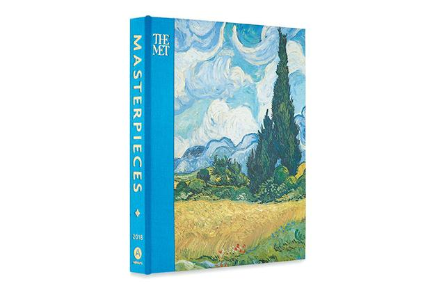Masterpieces calendar by the Met.