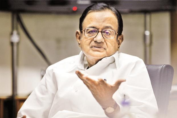 Chidambaram slams ED for raids at son Karti's premises