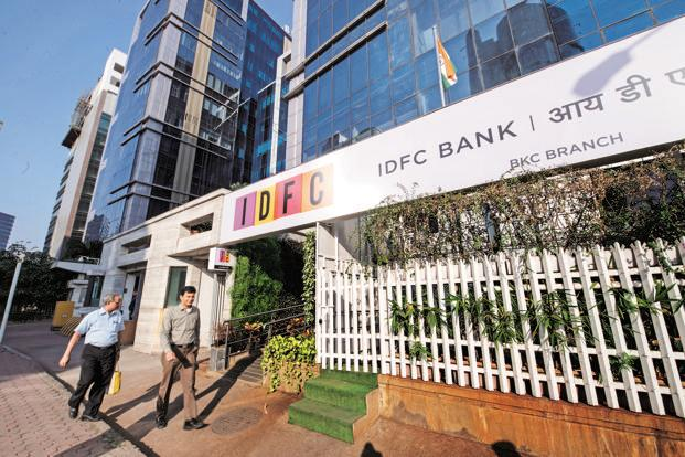 Capital First settle in green;IDFC Bank 5% down on merger plan