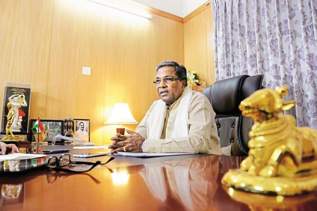 Siddaramaiah says not in a position to release Cauvery water to Tamil Nadu