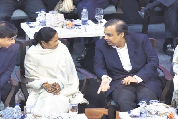 Mamata Banerjee hard sells state in Bengal Business summit
