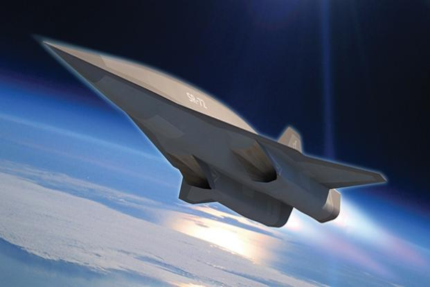 A rather curious talk last week at an aerospace conference by a Lockheed Skunk Works executive implied that the SR-72 might already exist.