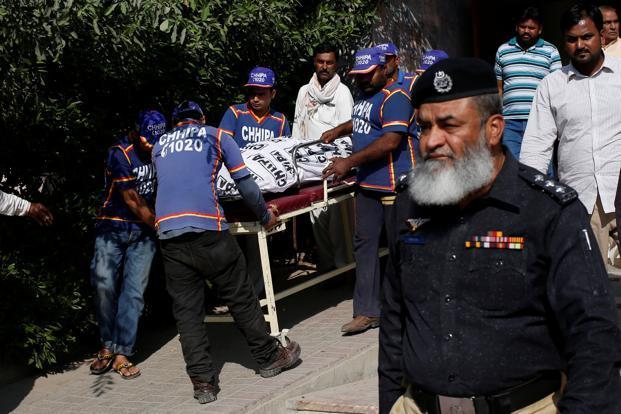 Senior MQM leader Hasan Zafar Arif found dead in Karachi