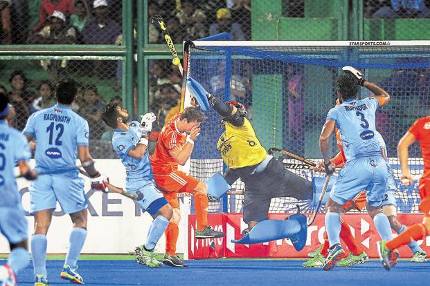 The Hockey India League has generated fresh interest in India's national sport, and seems to have contributed to the country's improved performance in hockey over the past few years. Photo: Getty Images