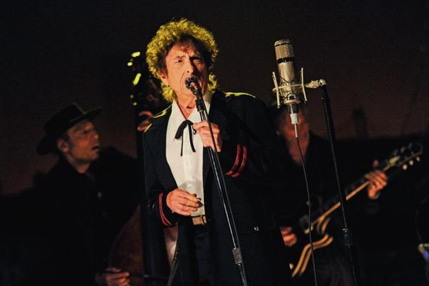 Bob Dylan has performed some of the best Beatles covers, including the long version of 'Come Together'. Photo: Getty Images