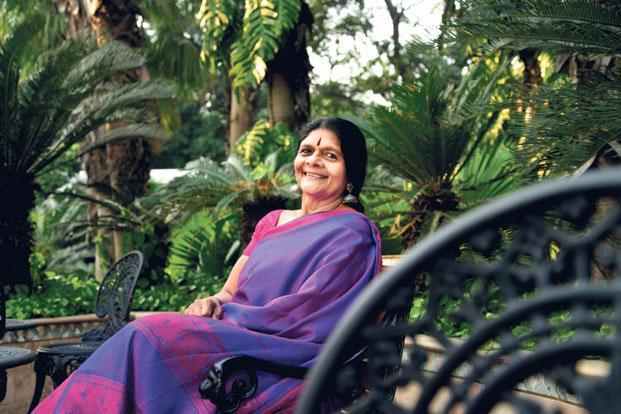 Chetna Sinha says when people talk about a fractured world, it is not just about giving access but inclusion into the mainstream. Photo: Ramesh Pathania/Mint