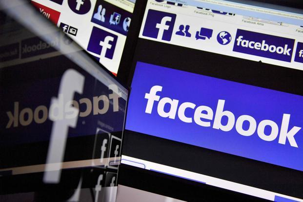 Facebook 'like' button was introduced in 2009. Photo: AFP