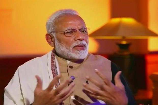 All political parties should come together to support simultaneous elections in India as a lot of financial and human resources get used due to frequent elections, said PM Narendra Modi in an interview to Zee News. Photo: PTI
