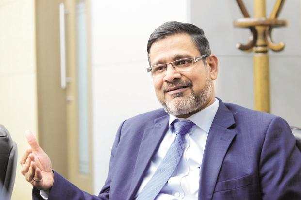 Wipro CEO Abidali Neemuchwala. Wipro is poised to end 2017-18 with fewer employees than it started with as its headcount fell by 2,928 in the April-December period. Photo: Mint