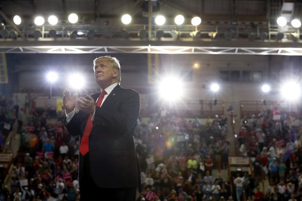 One thing that could spare Donald Trump any lasting damage: if the shutdown remains brief. Congress may vote as early as this weekend to reopen the government for at least a few weeks. Photo: AP