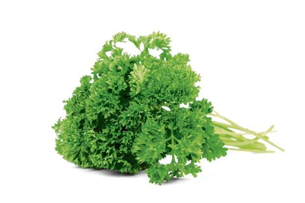 Parsley is definitely recommended for healthy bones and nerves.