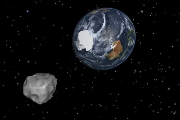 Asteroid to pass by Earth in February