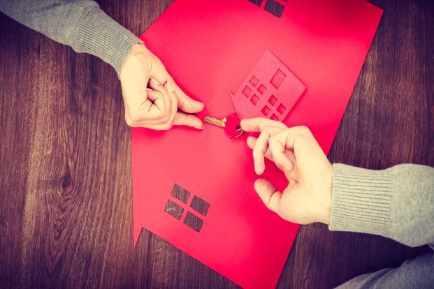 gifting property in india
