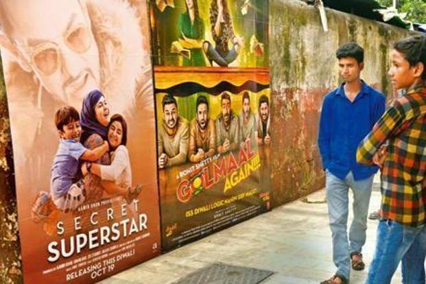Secret Superstar  has notched up phenomenal numbers in China, debuting at the number one position over the weekend. Photo: Abhijit Bhatlekar/Mint