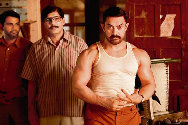 For 'Dangal', Aamir Khan first gained a lot of kilos and then lost almost all of it to gain muscle.