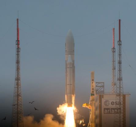 NASA Launches Mission to the Ionosphere