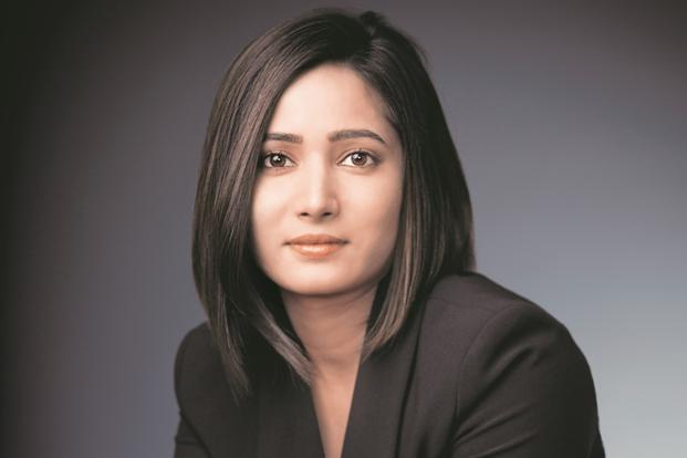 A file photo of Parle Agro joint managing director Nadia Chauhan. Parle Agro has been tailoring its distribution system to make Frooti available in south India where most of the 'on the go' consumption happens.