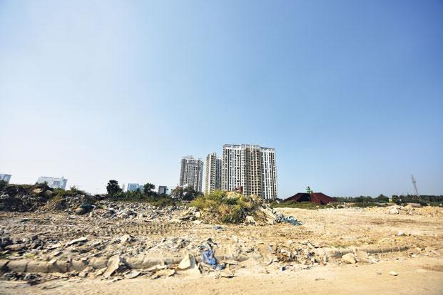 Plotted development projects offer better internal rate of return for developers and attracts higher investor demand, with limited risks in project execution, say analysts. Photo: Indranil Bhoumik/Mint