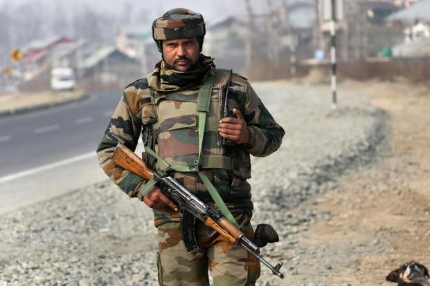 Two youths killed in army firing in Kashmir