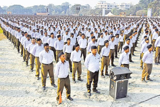 RSS Initiates A Mass Contact Programme In North-East India