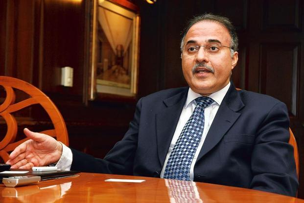 A file photo of Tata Power CEO & MD Anil Sardana. Photo: HT