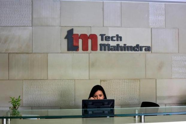 Tech Mahindra's consolidated revenue stood at Rs7,776 crore in the quarter under review, up 2.9% from Rs7,557.5 crore in the year-ago period, as per Indian Accounting Standards. Photo: Reuters