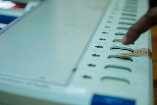 Voting for Rajasthan bypolls underway, EVM machines to have photos of candidates