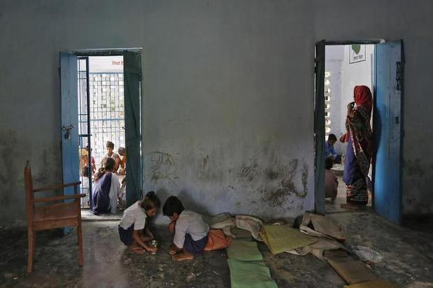 Given the limited resources, the government has consistently prioritized strengthening the educational and health profile of the population, the Economic Survey says. Photo: Reuters