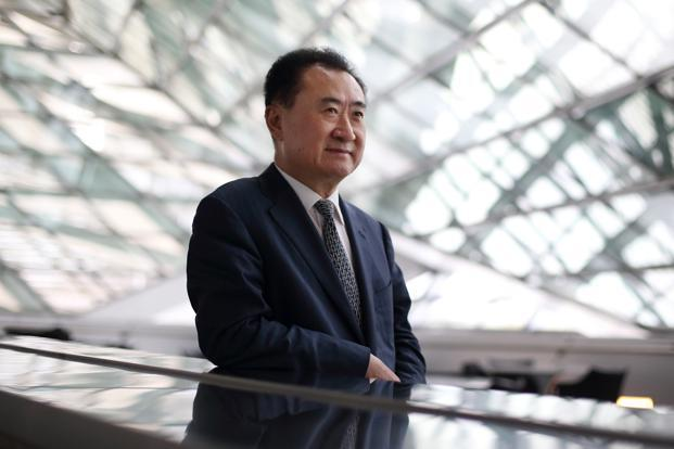 Tencent-led group to buy 14% stake in Wanda Commercial