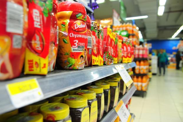 Dabur India consolidated revenue stood at Rs1,966.44 crore during the December quarter, up 6.1% from Rs1,852.91 crore in the year ago period. Photo: Ramesh Pathania/Mint